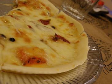 KIBIYAピザ